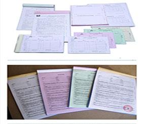无碳票据印刷纸