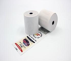 济南热敏纸印刷品 餐饮广告印刷小票纸